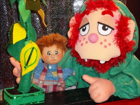 "March Puppet Show - ""Jack's Beanstalk Adventure"" @ Puppetry Arts Institute"