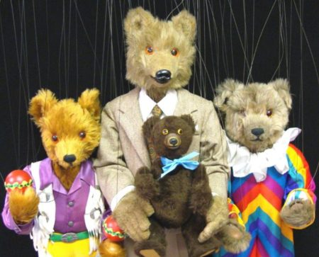 "Puppet Show - ""Bear Bonanza"" @ Puppetry Arts Institute"