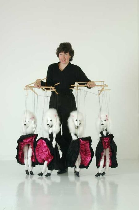 PUPPETS ON STRINGS @ Puppetry Arts Institute