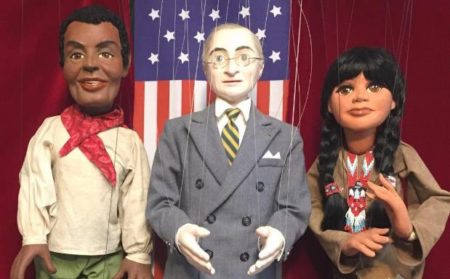 Missouri Birthday Bash (Puppet Show) @ National Frontier Trails Museum